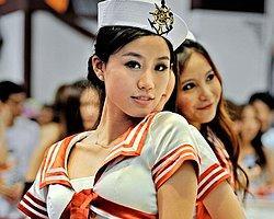 5. Çinli kızları tavlayabilirsiniz!