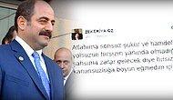 Zekeriya Öz Açığa Alınma Kararına Twitter'dan Cevap Verdi