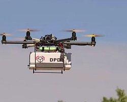 Fransız Posta Kurumu Laposte 'Drone'larla Posta Teslimatına Başlayacak