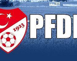 PFDK'dan Trabzonspor'a Kötü Haber