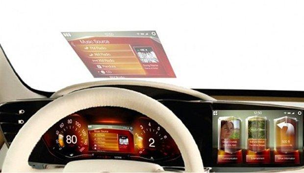 Panasonic'ten Otomobillere Özel Akıllı Ekran
