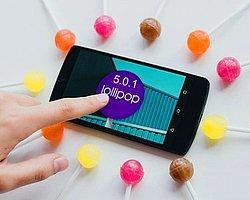 Android 5.0.1'de RAM Sorunu!