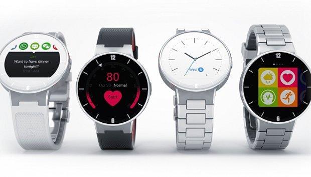 Alcatel Onetouch Watch Duyuruldu