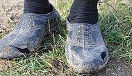 16 Fotoğrafla Türkiye Gündemine Damga Vuran Ayakkabılar