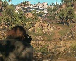 7) Metal Gear Solid V: The Phantom Pain