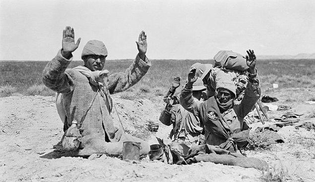 1. Dünya Savaşı'nda Osmanlı Ordusu: