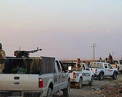 Kobani'ye Yeni Bir Peşmerge Birliği Gidiyor