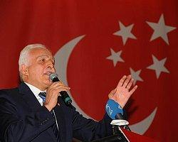 'Erbakan İsrail'in İsteklerini Kabul Etse AKP Kurulmayacaktı'