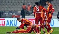 Yılın İlk Derbisi Galatasaray'ın