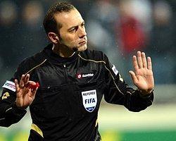 Cüneyt Çakır En Çok Galatasaray'a Yarıyor