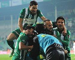 Bursaspor, 22 Eylül'den Bu Yana Yenilgi Yüzü Görmedi