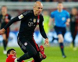 Almanya'nın En İyisi Robben Seçildi