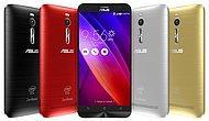 Asus Zenfone 2 Dünyanın İlk 4Gb Ram'li Akıllı Telefonu