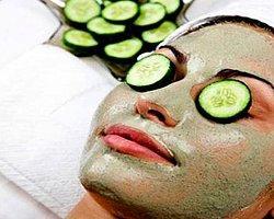 Salatalık Maskeleri Nasıl Yapılır?