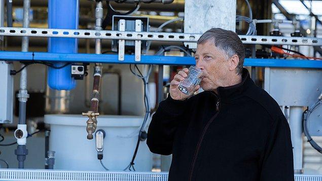 Bill Gates yalnızca Microsoft'un kurucularından biri olan sıradan bir iş insanı değil, aynı zamanda saygın bir fütürist.
