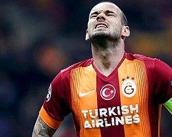 Juventus ile Galatasaray Sneijder İçin Görüşmelere Başlıyor
