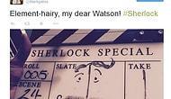 Sherlock Özel Bölümü Çekimleri Dün İtibariyle Başladı Huzurlarınızda İlk 8 Kare Ve Daha Fazlası!