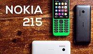 Nokia 215 - 29 Dolara Telefon