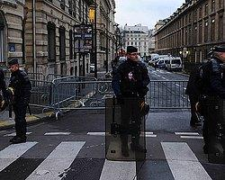 Fransa'da Kebap Restoranı Önünde Patlama