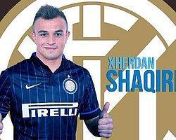 Xherdan Shaqiri, Inter'de