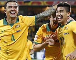 Asya Kupası'nın Açılışında Avustralya, Kuveyt'ı Dört Golle Geçti