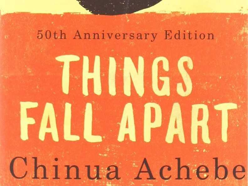 chinua achebe thesis things fall apart