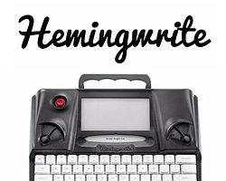 Yeni Nesil Daktilo Hemingwrite: E-ink Ekrana Yaz, Bulutta Depola!
