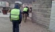 Eşek Polisi Kaçırırsa