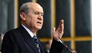Bahçeli'den Başbakan Davutoğlu'na 'Paris' Eleştirisi