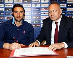 Trabzonspor, Hakan Arıkan'ı Kiraladı