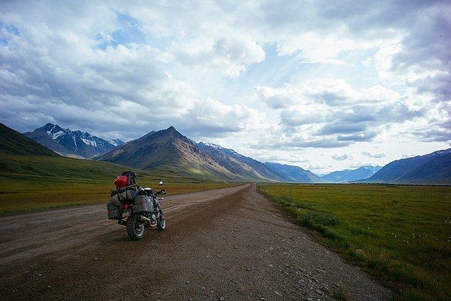 65. ''Hayatımda gördüğüm dünyadaki en güzel yer.''