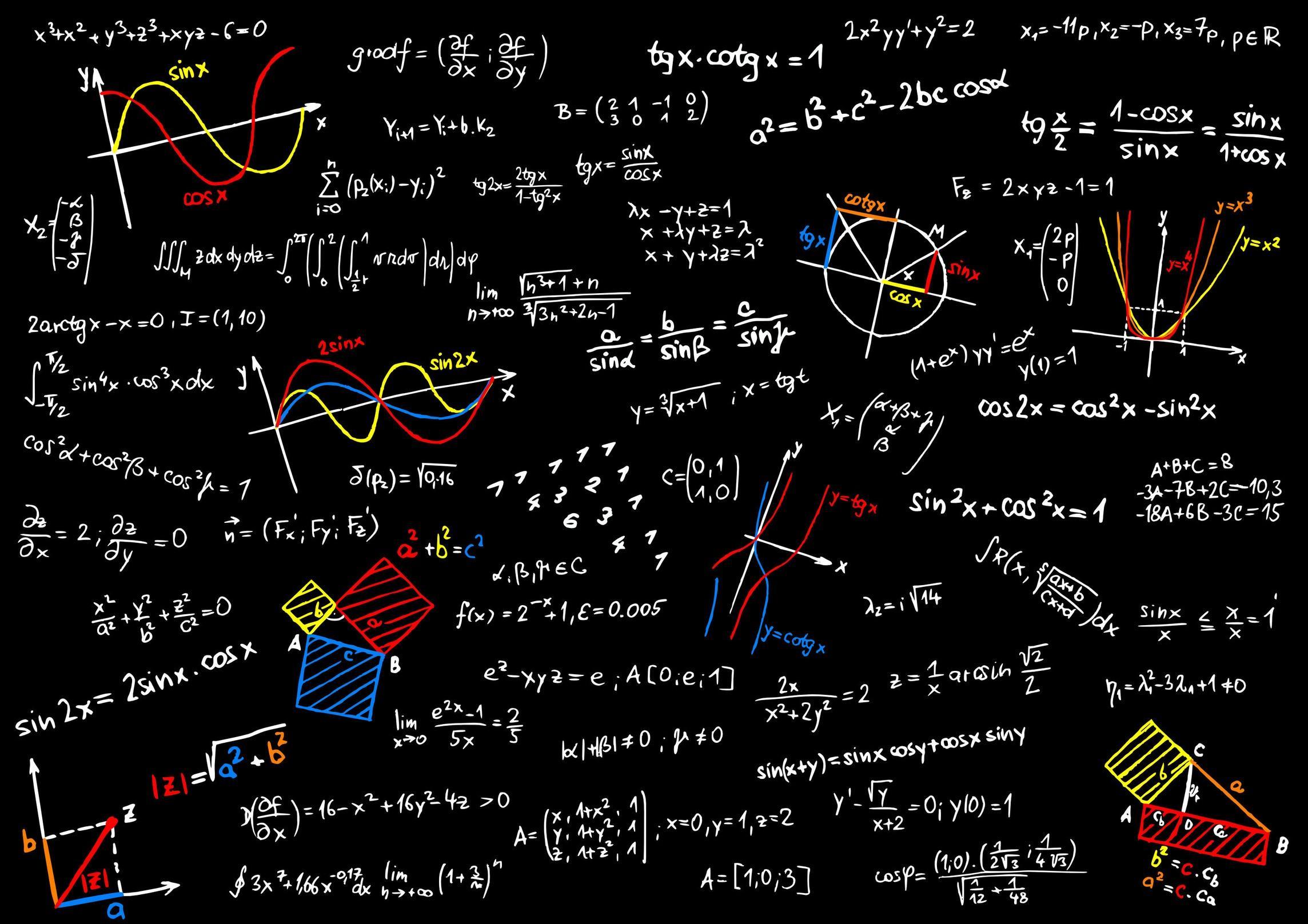 Tarihin Akışını Değiştiren 17 Matematik Denklemi