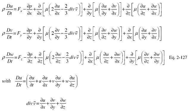 10. Navier-Stokes Denklemleri