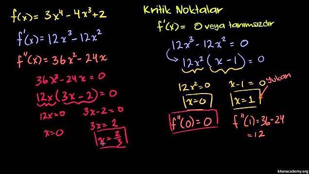 3. Kalkülüs