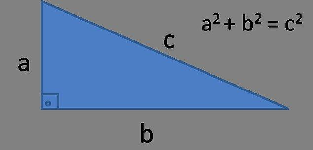 1. Pisagor Teoremi