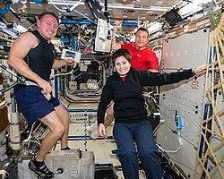 Amerikalılar Uzayda Ruslara Sığındı
