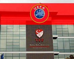 UEFA'dan TFF'nin Projesine Tebrik ve Destek!