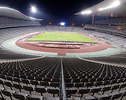 Beşiktaş'ın Bursa Maçı Olimpiyat Stadı'nda