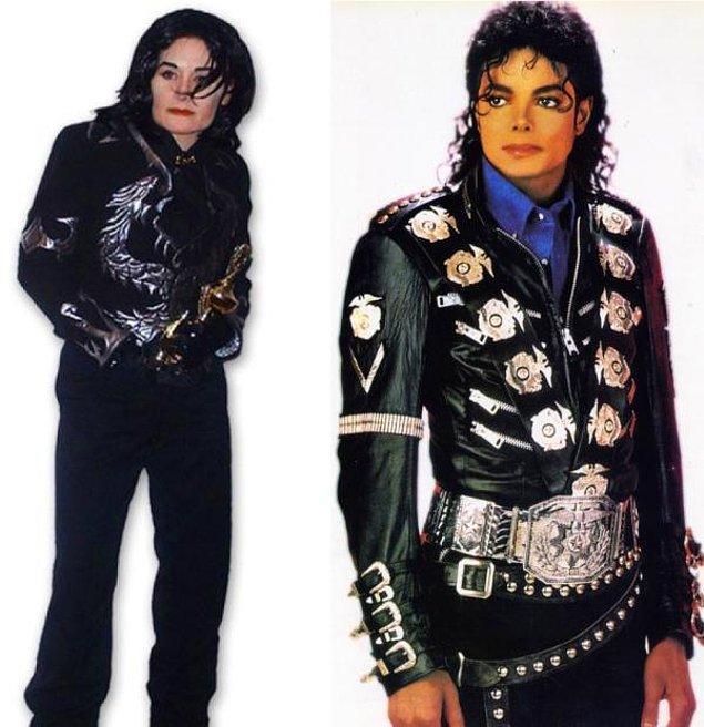 7. Mikka Jay > Michael Jackson