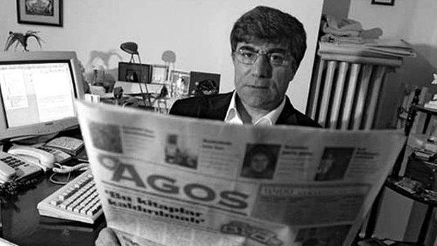 Neden Hedef Seçildim?    Hrant Dink   12 Ocak 2007, Agos