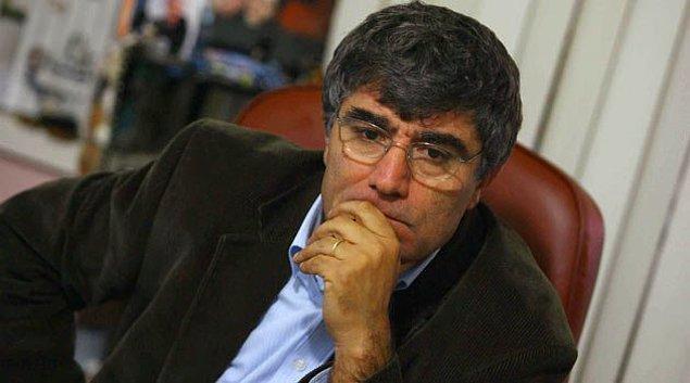 1. Hrant Dink Hedef Gösteriliyor