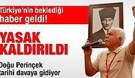 Türkiye'nin Beklediği Haber Geldi!