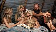70'lerde Hippilerin Yaşadığı İlginç ve Doğal Hayatı Gözler Önüne Seren 47 Fotoğraf