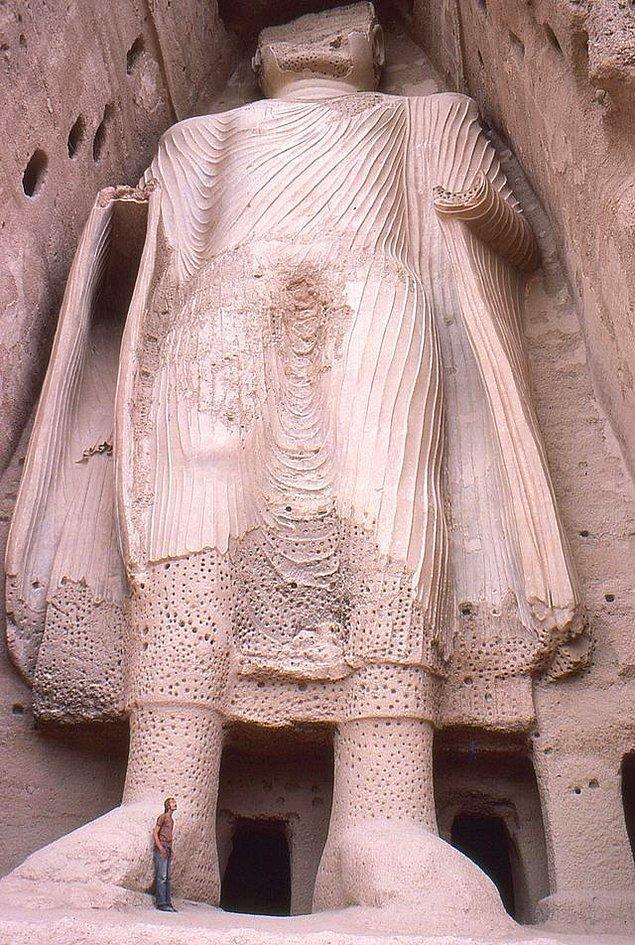 7. Bamiyan Budaları (Afganistan)