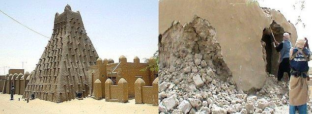 3. Timbuktu (Mali)