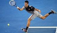 Djokovic'i Hastalık Kesmedi