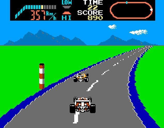 17. F1 Race'te virajları almanın ne kadar zor olduğunu bilirsiniz.