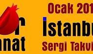 İstanbul Sergi Takvimi – Ocak 2015