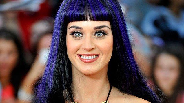 15. Katy Perry