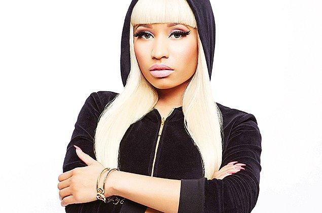 14. Nicki Minaj